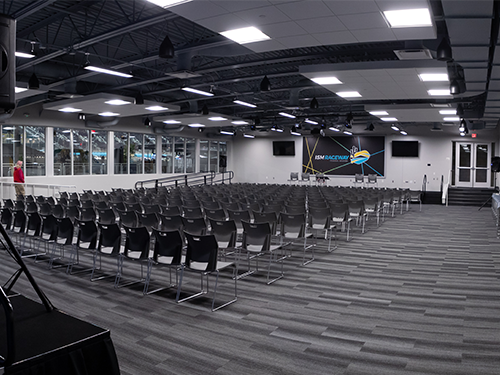 Driver Meeting Room 2