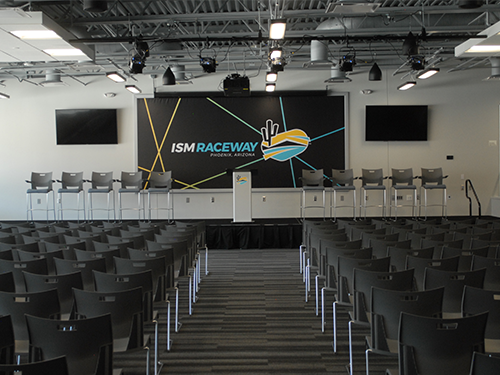 Driver Meeting Room 4