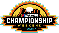 NASCAR CUP SERIES CHAMPIONSHIP RACE logo