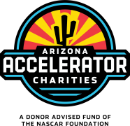 TRACK LAPS FOR CHARITY logo
